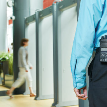 Commercial Premises Security Guard Services